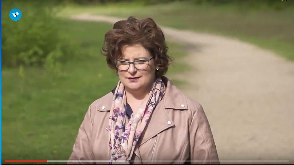 Portret Liesbeth Koerts en link naar voorstelfilm