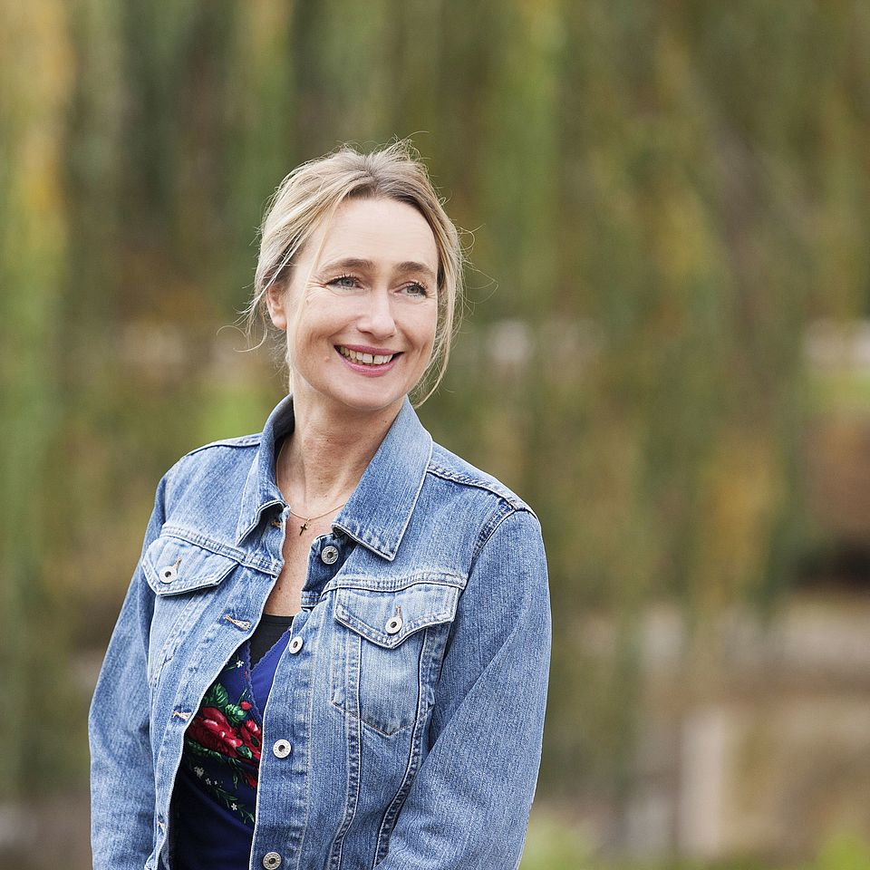 Portret Renee Kleijn